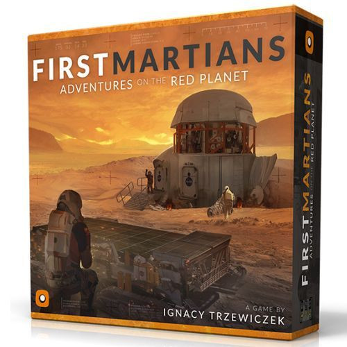First Martians - Adventures on the Red Planet  - Portal Games