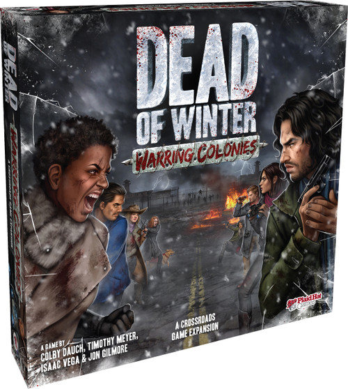 Dead of Winter - Warring Colonies Expansion - Plaid Hat Games