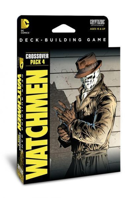 DC Comics Deck Building Game - WATCHMEN - Crossover Pack #4 - Expansion