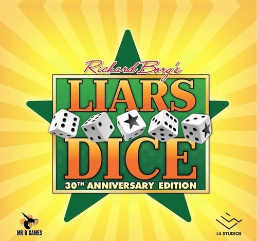 Liar's Dice - The 30th Anniversary Edition - Indie Boards & Cards