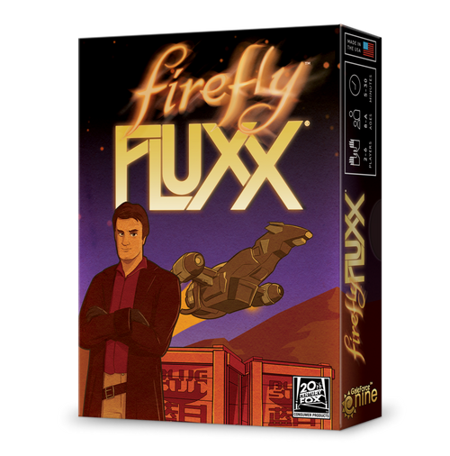 Looney Labs: Firefly Fluxx: The Card Game - LOO070