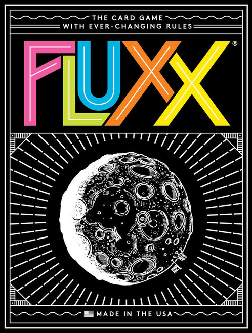 Looney Labs: Fluxx 5.0 - The Card Game - LOO001