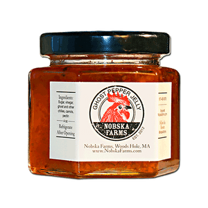 Rooster's Spicy Ghost Pepper™ Jelly