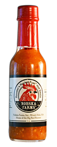 Rooster's Rocket Fuel Hot Sauce (5 oz)