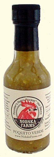 Poquito Verde™ Hot Sauce (1.7 oz)