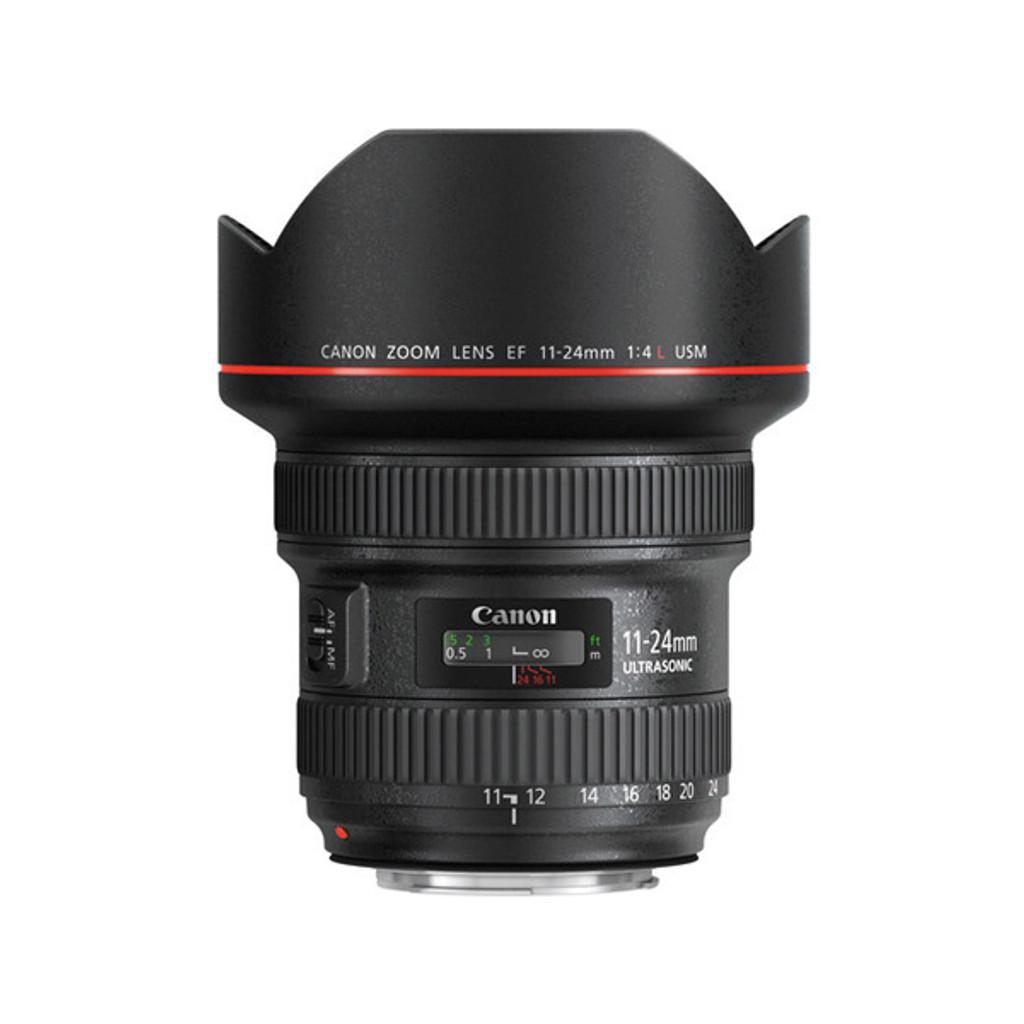 Canon EF 11-24mm f4L USM - Save $990