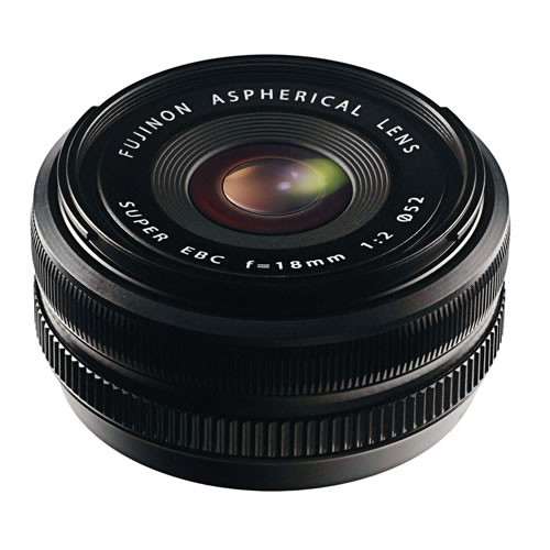 Fuji XF 18mm f/2.0 R - Save $80