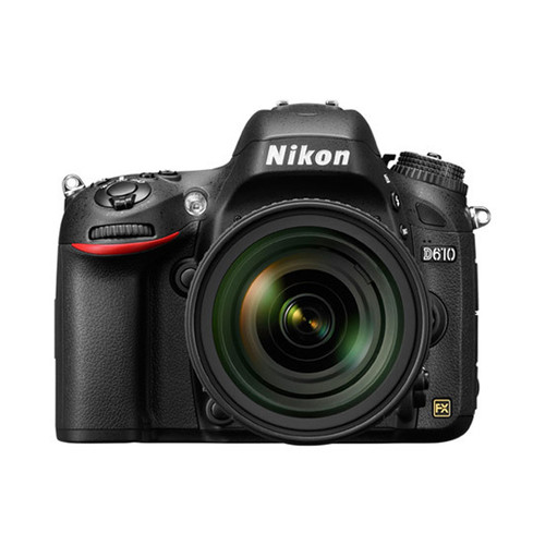 FX D610 w/24-85mm VR - Save $100