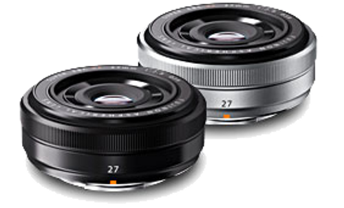 Fuji XF 27mm f/2.8 R - Save $100