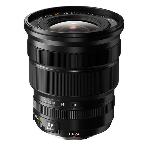 Fuji XF 10-24mm f/4 R - Save $150