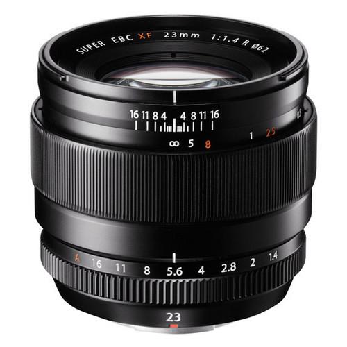 Fuji XF 23mm f/1.4 R - Save $150