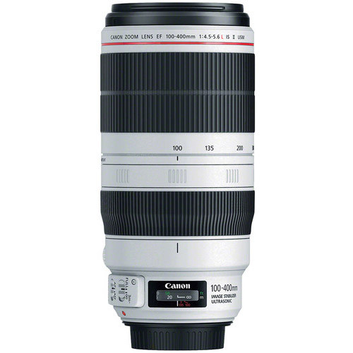 Canon EF 100-400mm IS II f/4.5-5.6 L Series - Save $670