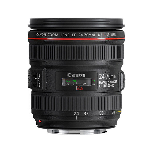 Canon EF 24-70mm f/4L IS USM - Save $370