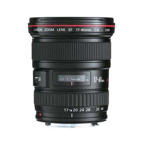 Canon EF 17-40mm f/4.0L USM - Save $320
