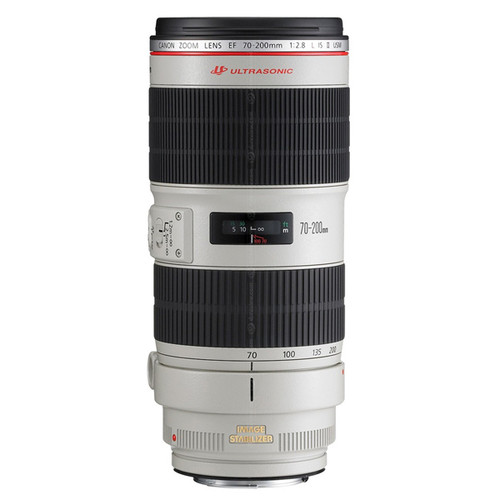 Canon EF 70-200mm f/4 IS USM L Series - Save $360