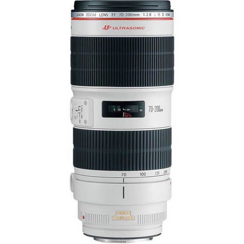 Canon EF 70-200mm f/2.8 IS II USM L Series - Save $570