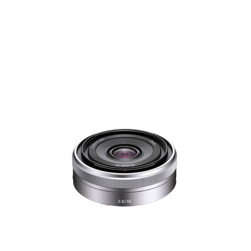 Sony E 16mm f/2.8 - Save $25