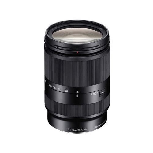 Sony E 18-200mm f/3.5-6.3 - Save $100