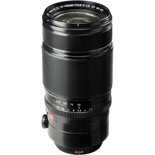Fuji XF 50-140mm f/2.8R LM OIS WR - Save $250