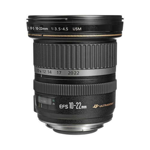 Canon EF-S 10-22mm f/3.5-4.5 USM - Save $210