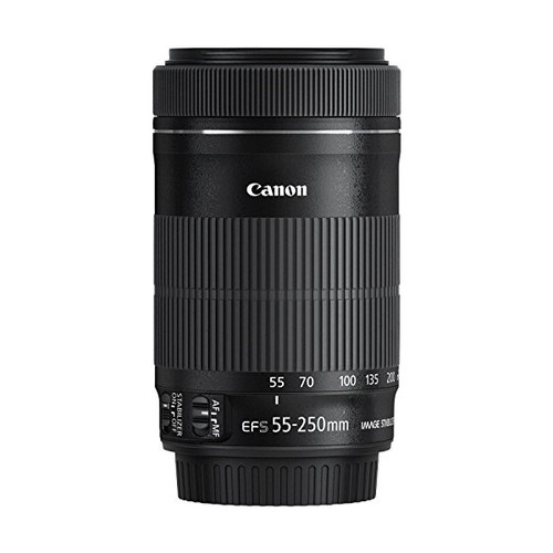 Canon EF-S 55-250mm IS STM - Save $170