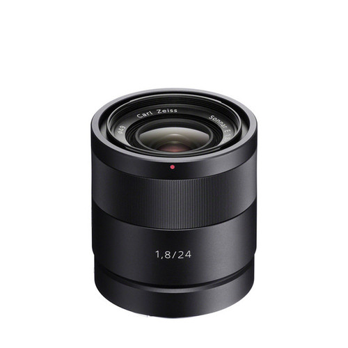 Sony E 24mm f/1.8 Carl Zeiss Lens - Save $100