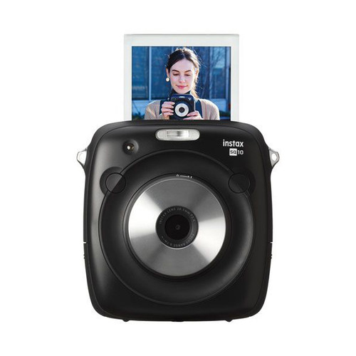 NEW - Fuji Instax SQ10 Hybrid Film/Digital Camera - Save $70