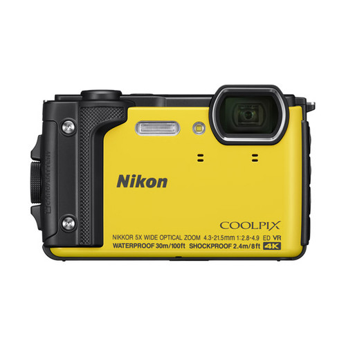NEW - CoolPix W300 Yellow - Save $59.99