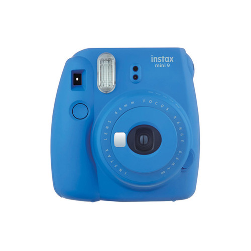 Fuji Instax Mini 9 - Cobalt Blue - Save $20