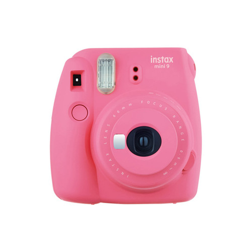 Fuji Instax Mini 9 - Flamingo Pink - Save $20
