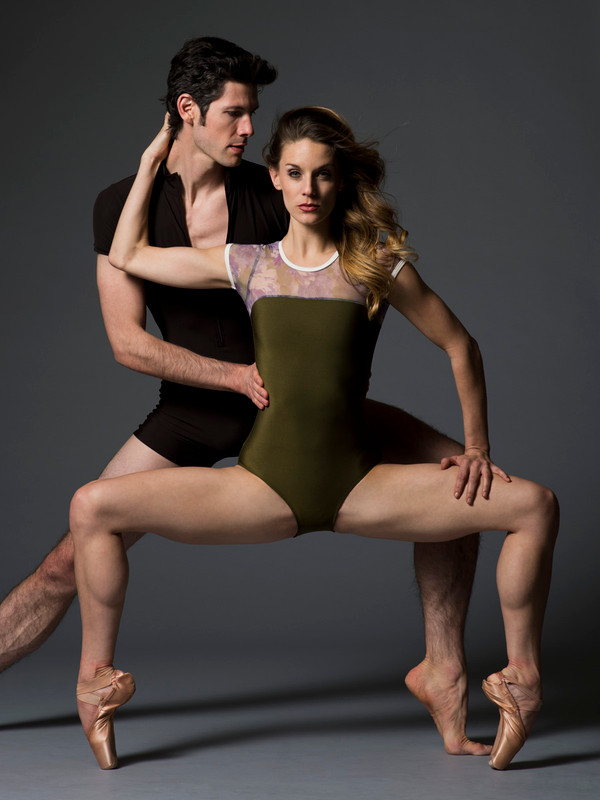 Ida Leotard with Sleeves