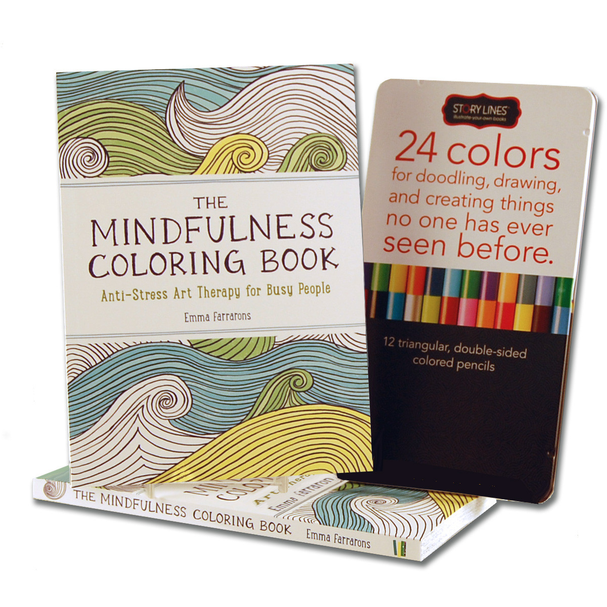 Personalized Coloring Book For Adults With 70 Unique Patterns And Customizable Cover Imprint First