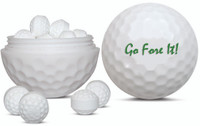 Golf Ball Mint Container