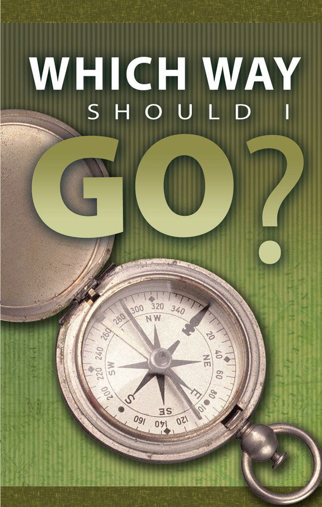 Which Way (Green Compass) PACK