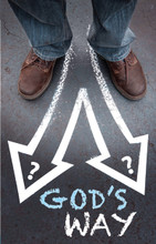 God's Way (Chalk Arrows) PACK