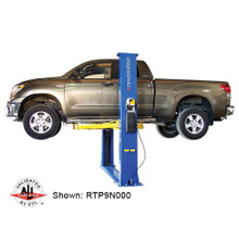 REVOLUTION RTP9 9,000 LBS. CAPACITY TWO POST LIFT