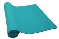 Prima Yoga Mat Turquoise 4mm