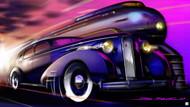 1937 Cadillac V-16 Sedan Poster