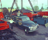 1948 Chevrolet Truck Poster