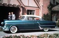 1953 Oldsmobile Poster