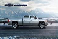 Chevy Trucks Centennial 2007 - 2013 Art Poster
