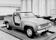 1965 GM Truck Concept Poster
