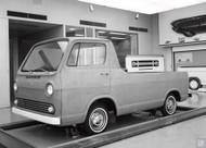 GM Truck Studio G-Van Concept Poster