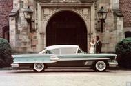 1958 Pontiac Bonneville Poster