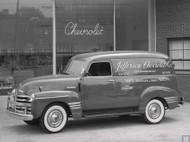 Jefferson Chevrolet Co Vintage Poster