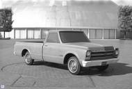 1964 GM Truck Studio Concept Poster