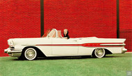1957 Pontiac Star Chief  Poster