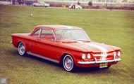1960 Chevrolet Corviar Sebring Spyder Poster