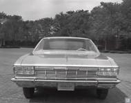 1965 Impala Coupe Studio Poster