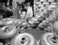 1954 Buick Assembly Area Torque Converter